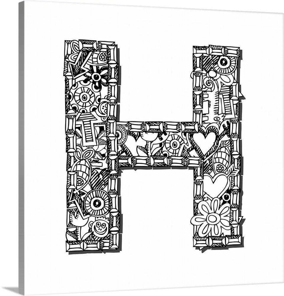 letter art - People.davidjoel.co