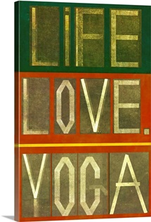 Life, Love, Yoga