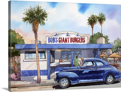 Bob's Giant Burgers