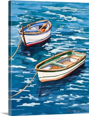 Vernazza Boats