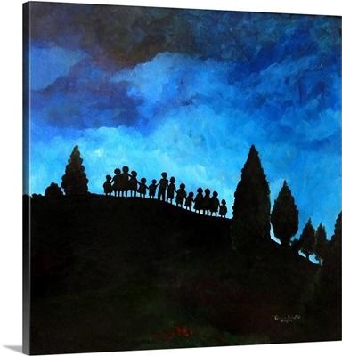 A New Dawn Rising, 2008