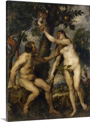 Adam and Eve, 1628-1629