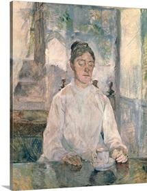 Adele Tapie de Celeyran (1840 1930) Countess of Toulouse Lautrec Monfa