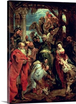 Adoration of the Magi, 1624