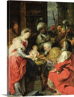Adoration of the Magi, 1626 29
