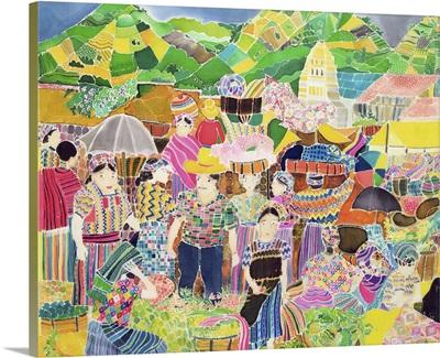Almolonga Market