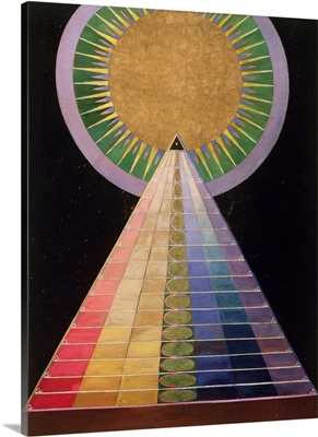 Altarpiece, Group X, Number 1, 1915