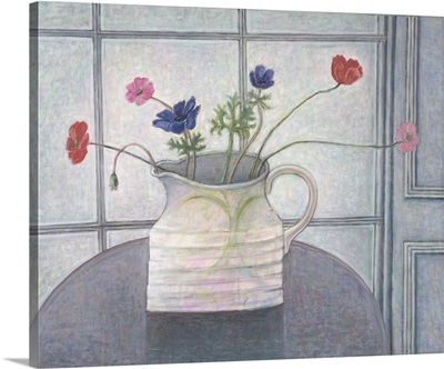 Anemones and Poppies, 2008