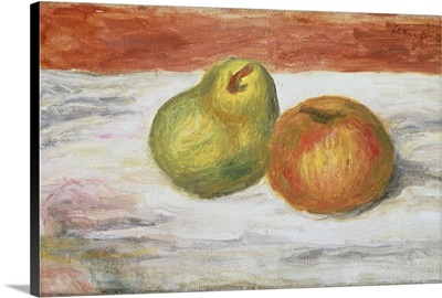 Apple And Pear, 1909-11