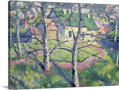 Apple Trees in Bloom, 1904