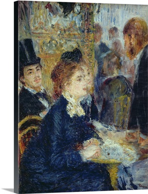 At the Cafe, c.1877