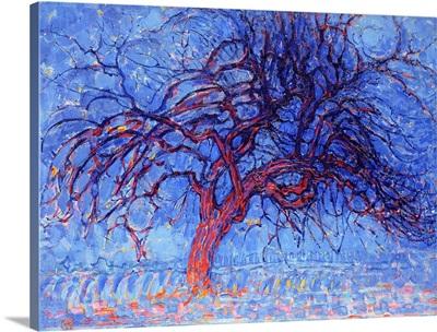 Avond (Evening): The Red Tree