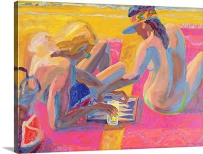 Backgammon II, 2005
