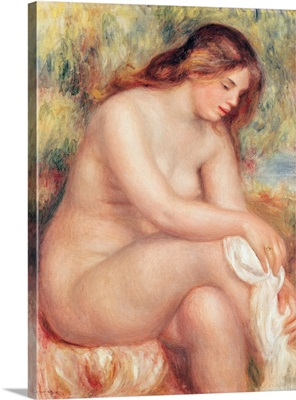 Bather Drying Herself, c.1910