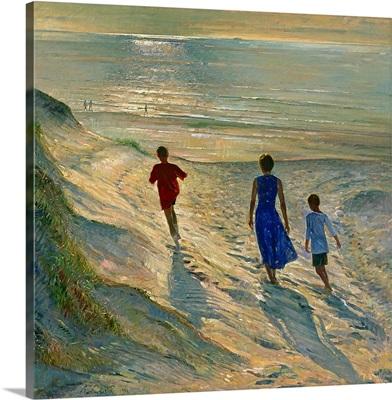 Beach Walk, 1994