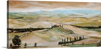 Belvedere, Tuscany, 2001