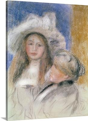 Berthe Morisot (1841 95) and her Daughter Julie Manet (1878 1966)