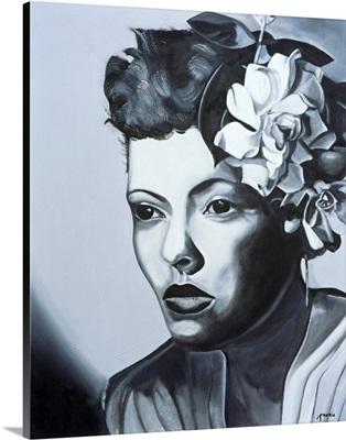 Billie Holiday (1915-59)