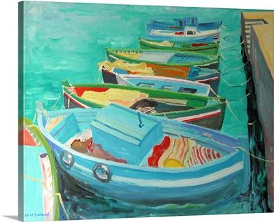 Blue Boats, 2003