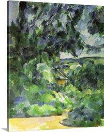 Blue Landscape, c.1903 (oil on canvas)