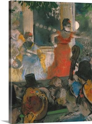 Cafe Concert at Les Ambassadeurs, 1876 77