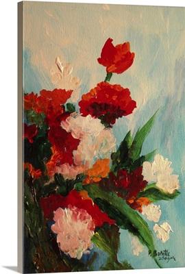 Capricious Carnations, 2017