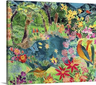 Caribbean Jungle, 1993