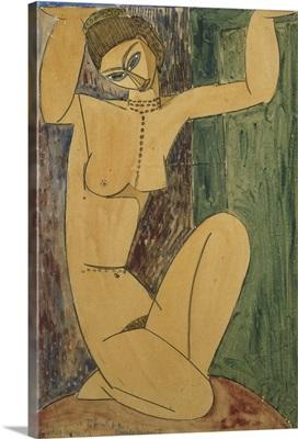 Caryatid; Cariatide, 1913