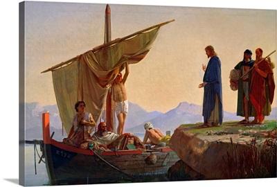 Christ Calling the Apostles James and John, 1869