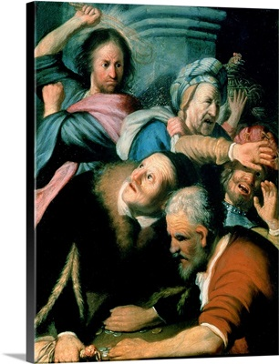 Christ Driving the Moneychangers from the Temple, 1626