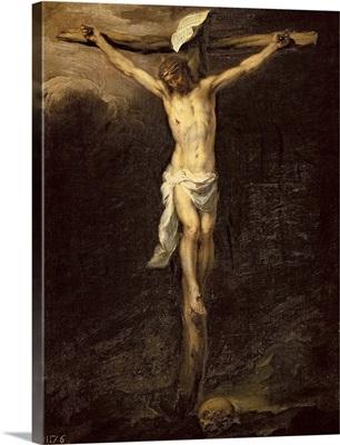 Christ on the Cross, 1672
