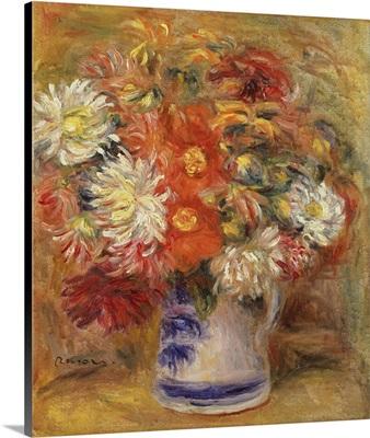 Chrysanthemums In A Vase, 1919