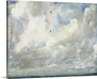Cloud Study, 1821