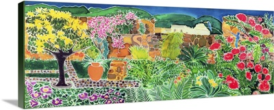 Convent Gardens, Antigua, 1993