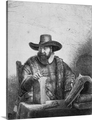 Cornelius Claesz Anslo (1592-1646) 1640