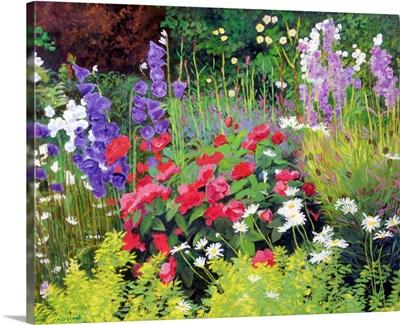 Cottage Garden, 2007/8
