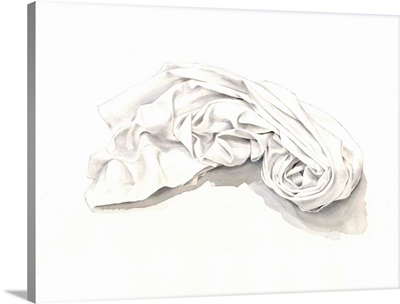 Curled-up Sheet, 2004