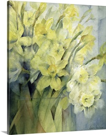 Daffodils, Uncle Remis and Ice Follies