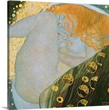 Danae, 1907 08 (oil on canvas)