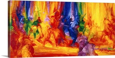 Dance 1, 2000