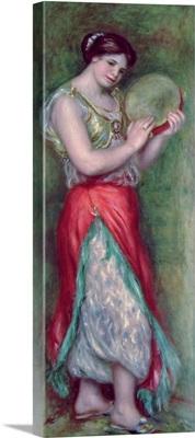 Dancing Girl with Tambourine, 1909