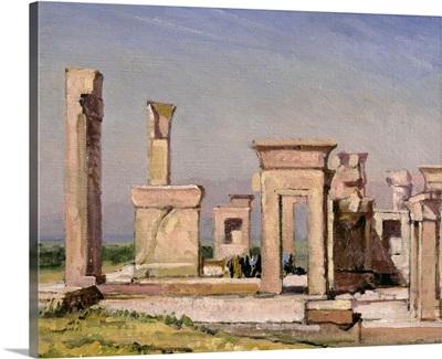 Darius' Palace, Persepolis