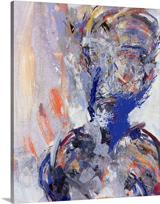 David Bowie, right hand panel of Diptych, 2000