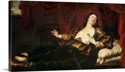 Death of Cleopatra VII (69 30 BC)