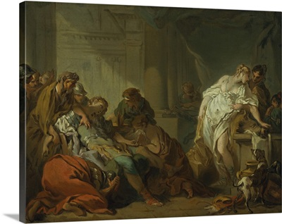 Death of Meleager, c. 1727