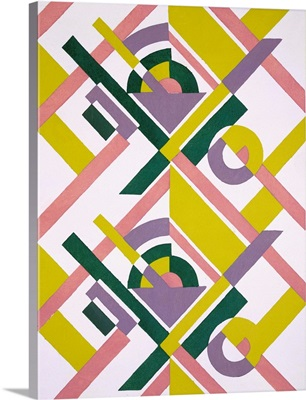Design from 'Nouvelles Compositions Decoratives', late 1920s