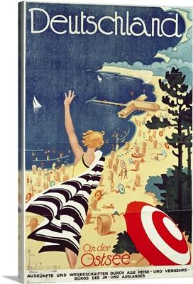 Deutschland: an der Ostsee, c.1930