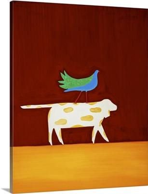Dog And Bird, 1998