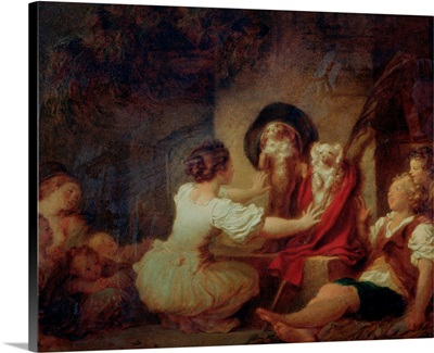 Education is All, c.1780
