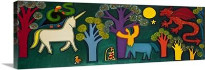 El Bosque Magico de Lucas, 2009